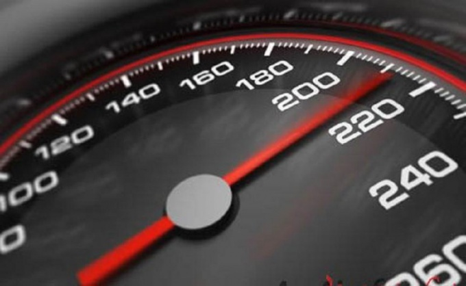 Как узнать скорость скачки