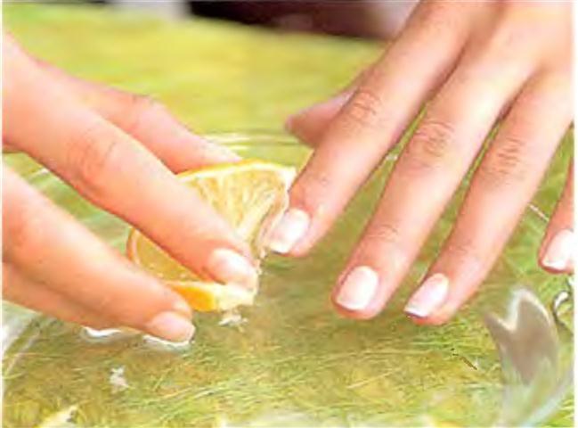 Как делать ванночки для ногтей