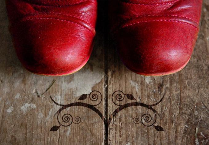 Как фотографировать обувь