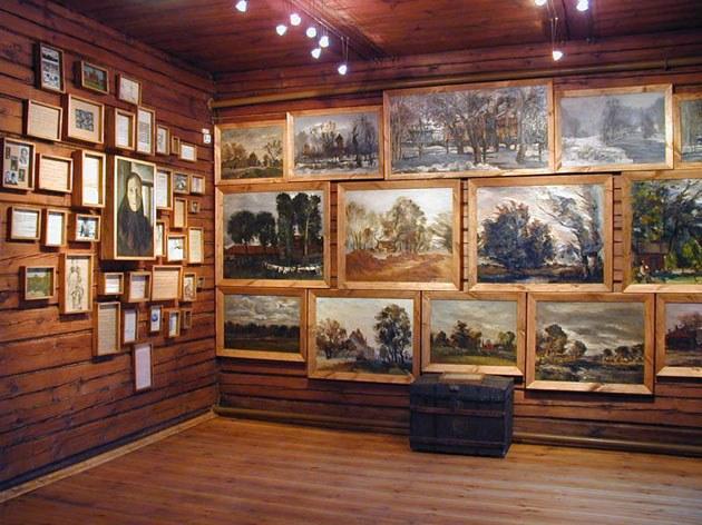 Как оформить мини-музей