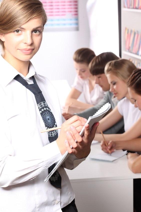 Как написать характеристику на ученика школы