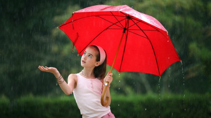 Как отремонтировать зонт