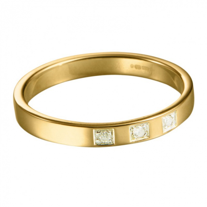 How to reduce Golden ring