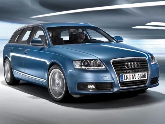 Как снять фары с Audi А6