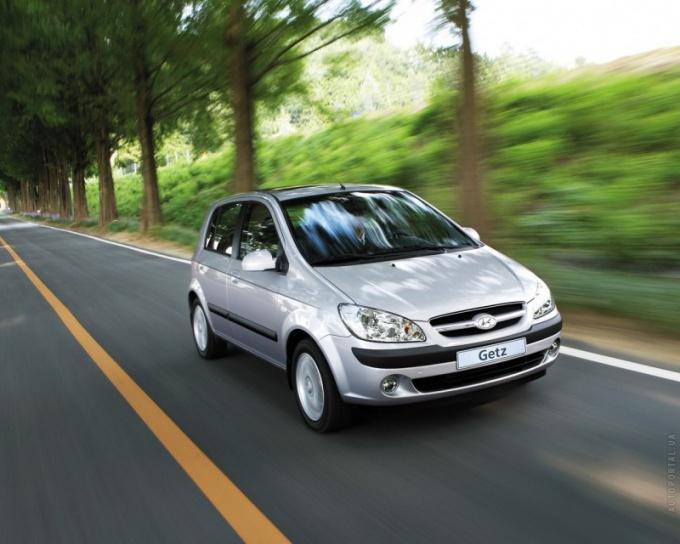 Как завести Hyundai Getz