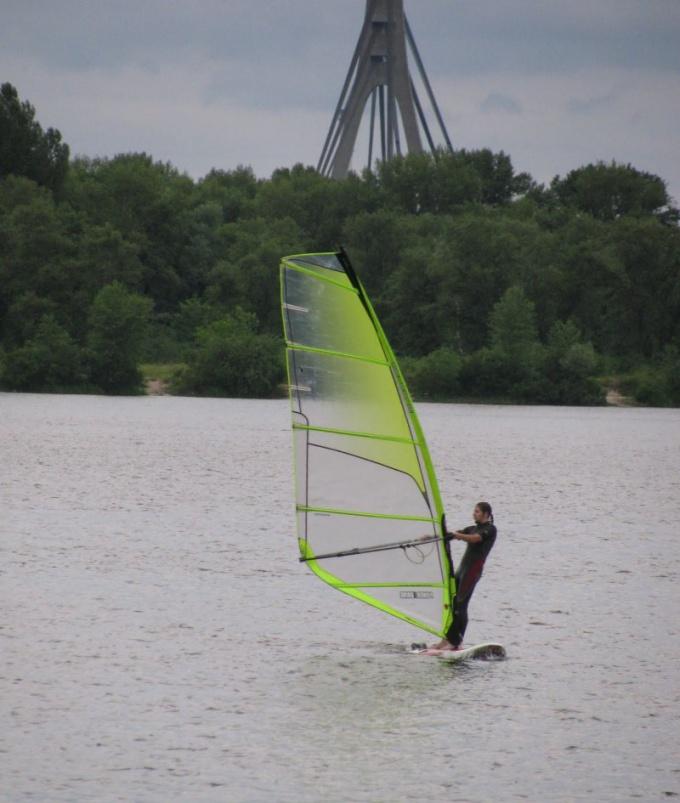 Как определить силу ветра