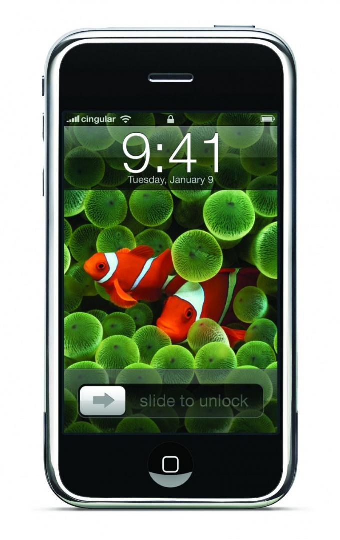 Как оживить iphone