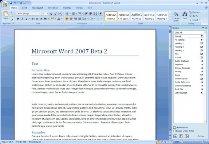 How to combine Word files