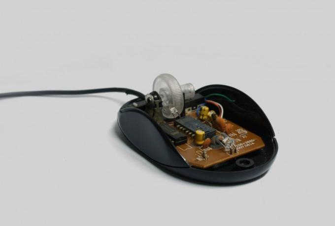 Как отремонтировать мышку