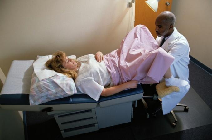 Как проводить гинекологический осмотр