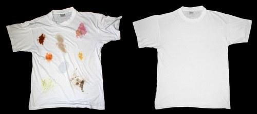 Как удалить пятна масла с одежды