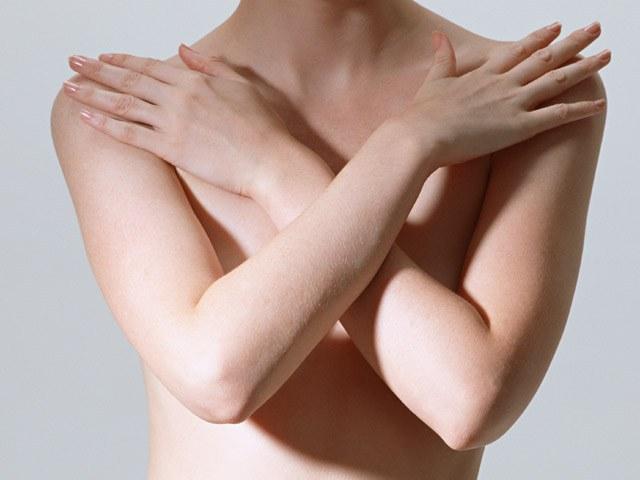 Как придать груди упругость