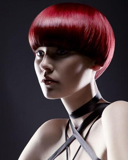 Как смыть красный цвет волос