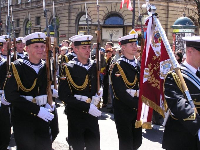 Как поступить в военно-морское училище
