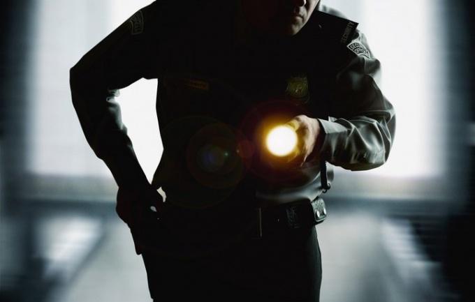 Как получить диплом охранника