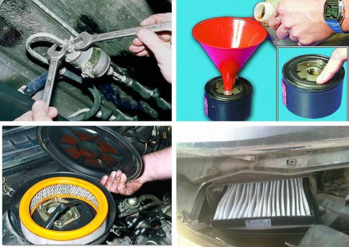 Фото №11 - как поменять топливный фильтр на ВАЗ 2110