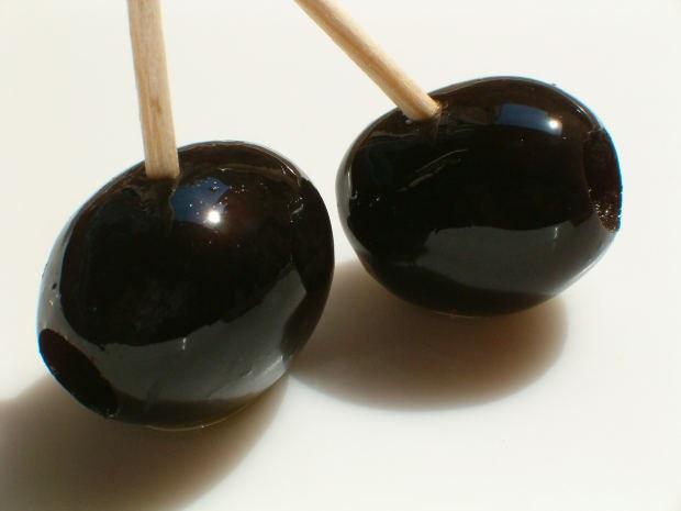 Как солить маслины