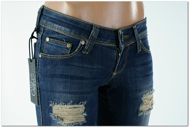 How to update old jeans