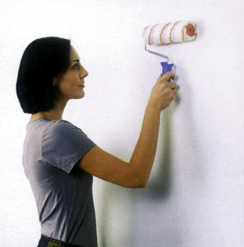 How to glue old Wallpaper