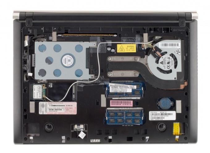 Как почистить систему охлаждения ноутбука