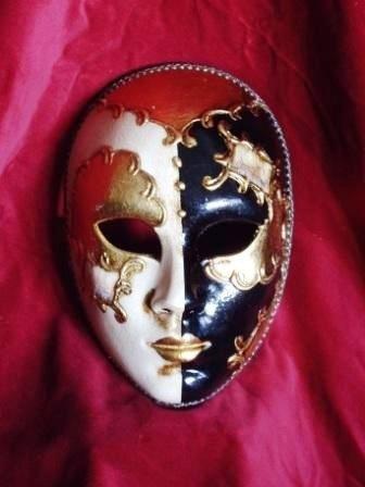 Как сделать сценическую маску