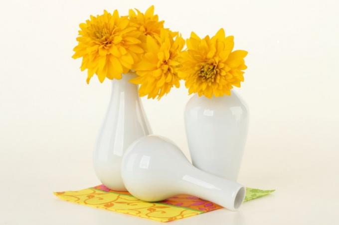 Как сделать вазу из пластики