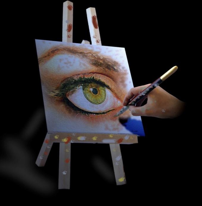 Как научиться писать картины