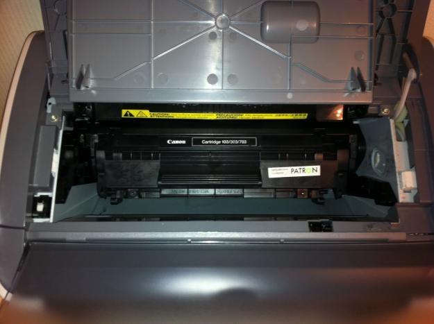 Как заправить принтер Canon 2900 самому
