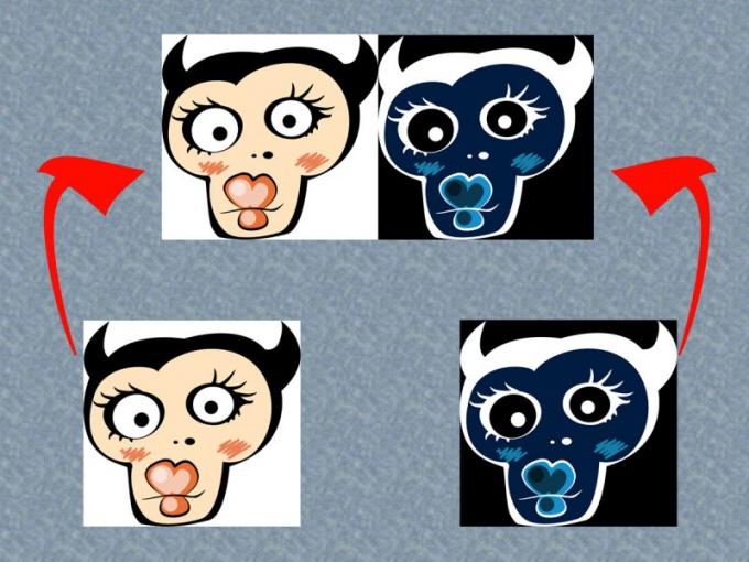 Как объединить две картинки в одну