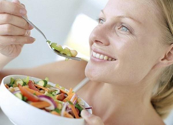 Как пережевывать пищу