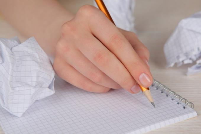 Как составить резюме для школьника