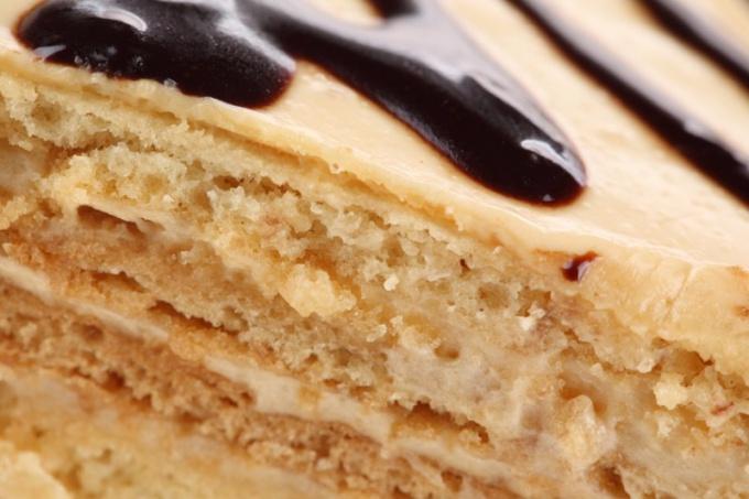 Как сделать вафельный торт