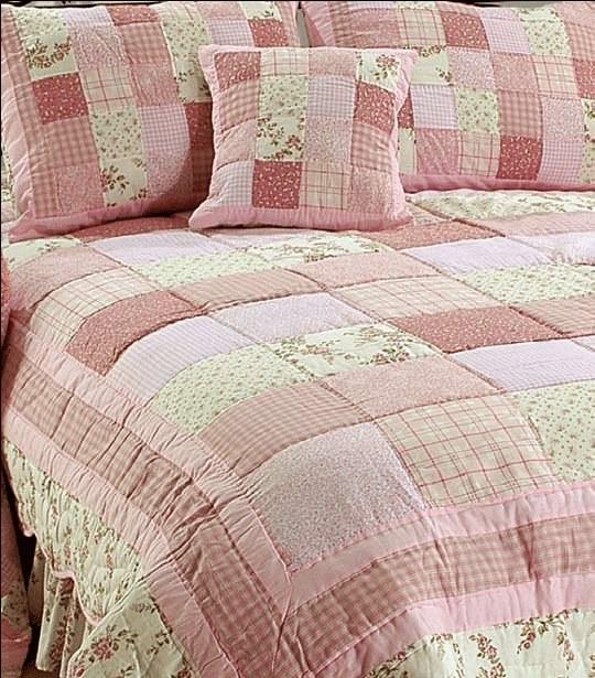 Как сделать лоскутное одеяло