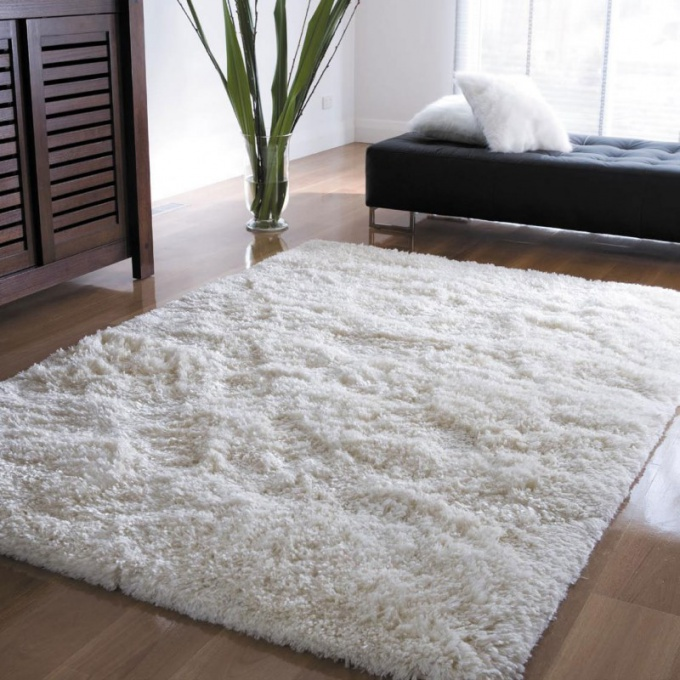How to raise pile carpet