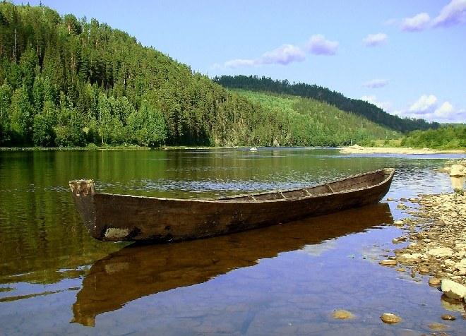 Как построить лодку-плоскодонку