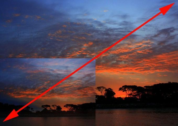 Как изменить разрешение изображения
