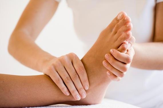 Как восстановить ногу позже перелома