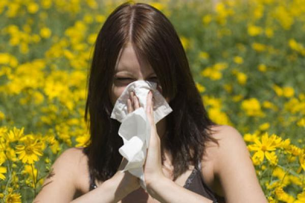 How to get rid of allergies folk remedies