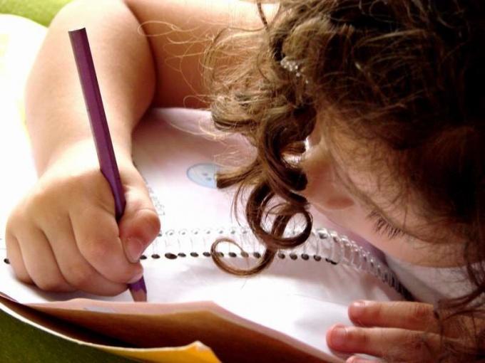 Как узнать свой нрав по примеру почерка
