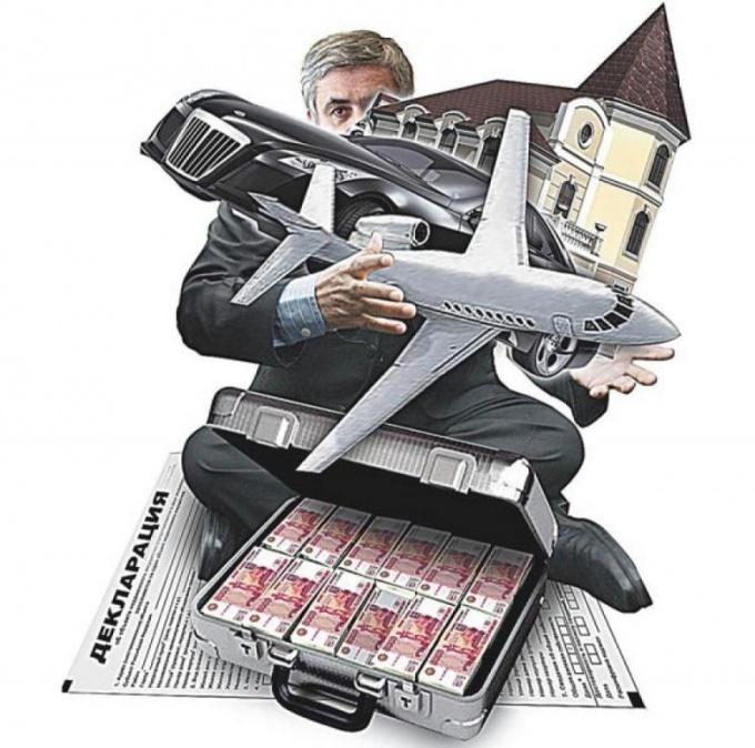 Как заполнить декларацию по налогу на имущество организации