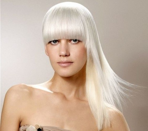 How to lighten your hair to white