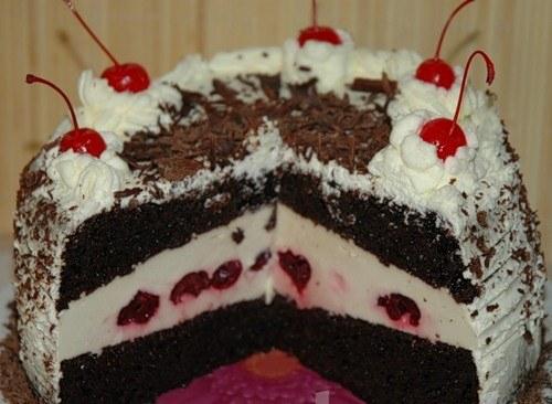 Как испечь торт на день рождения