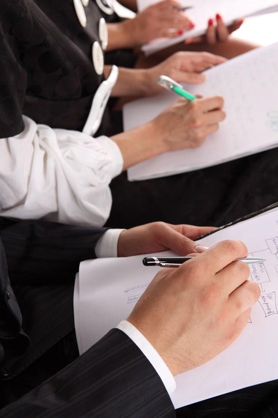 Как организовать совещание