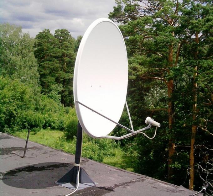 Как подключить телевизор к спутнику