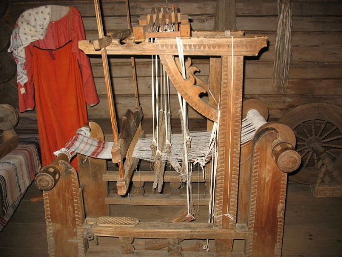 Как сделать ткацкий станок своими руками