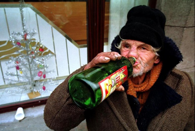 How to get rid of alcoholism folk remedies
