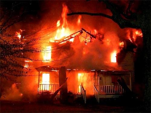 Как спасти людей от пожара