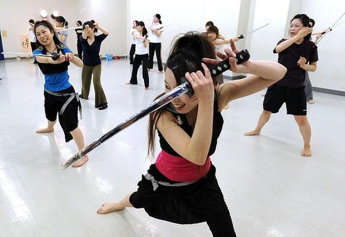 Как научиться владеть мечом