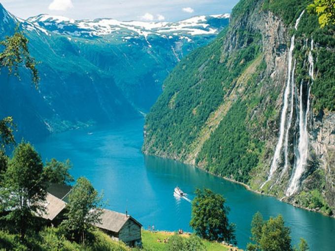 Как найти работу в Норвегии