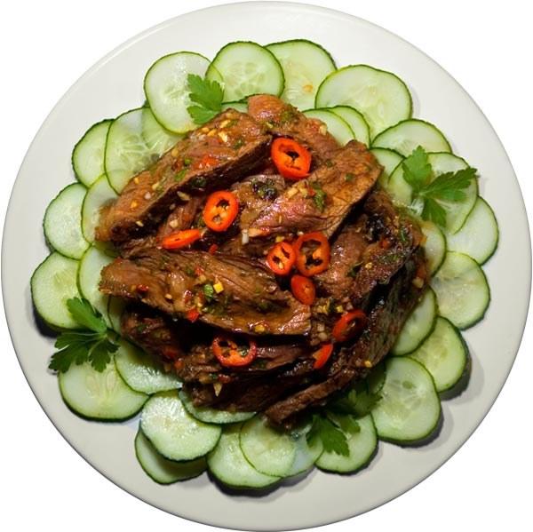 Как приготовить мясо по-тайски